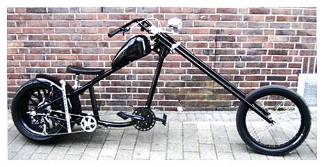 Plz Post Pics Of CHOPPER Bicycles